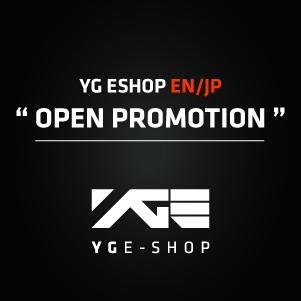 YGESHOP EN/JP OPEN PROMOTION !