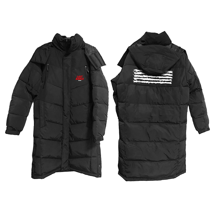 【LASTDANCE] BIGBANG LONG DOWN PARKA